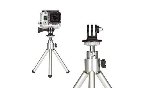 Adaptador Tripé para Câmeras de Ação GoPro Hero SJCam