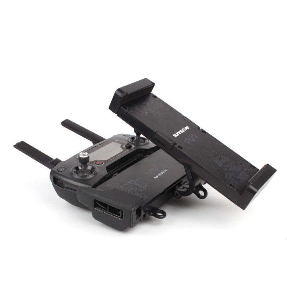 Adaptador Suporte para  Tablet e Smartphone em Controle do Drones DJI Mavic Pro Air Spark