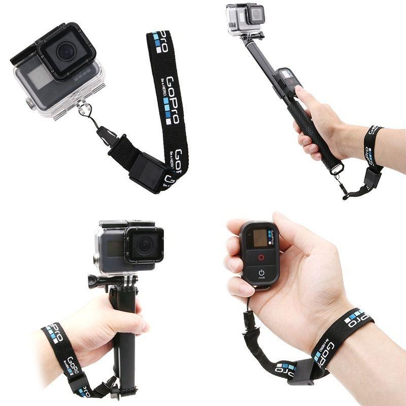 Alça Corda Fita Segurança mão e punho GoPro