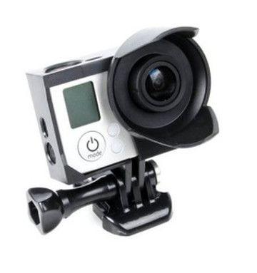 Armação Frame Com Viseira Para GoPro  3/3+/4.