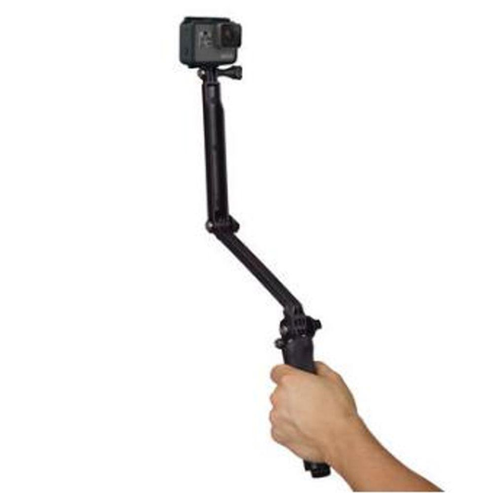 Bastão 3 Formas 3Way Original para Câmeras GoPro