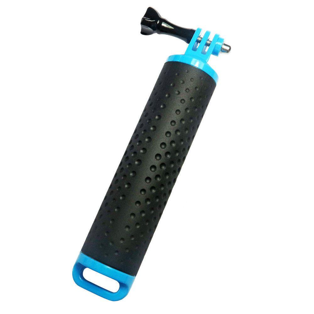 Bastão Flutuante para GoPro SjCam 18cm - Azul