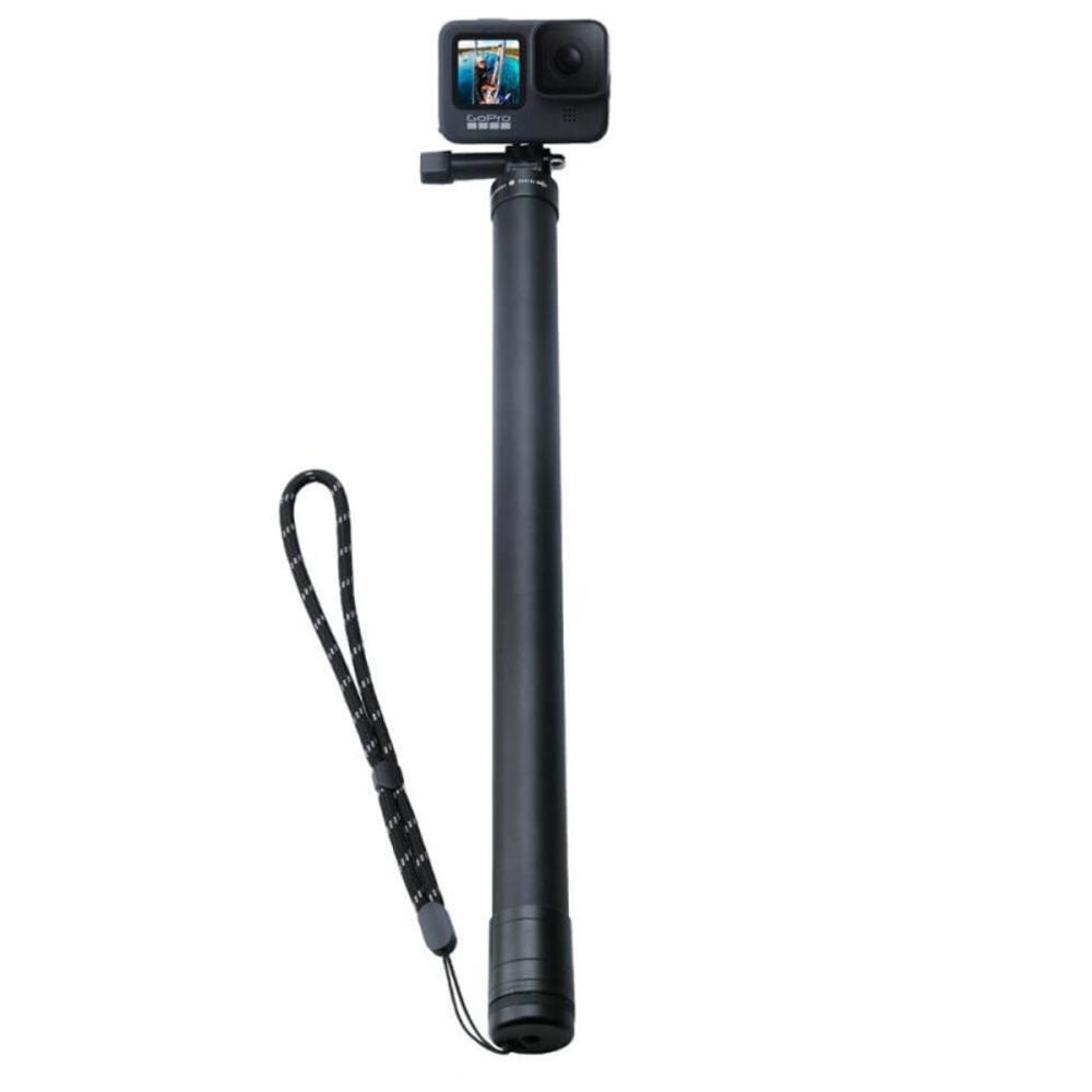 Bastão Selfie 2.0 Tipo Vara  De 2,7m de Extensão Para GoPro e Similares - Telesin