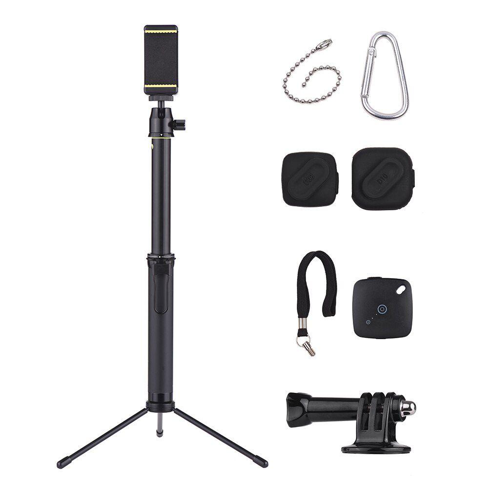 Bastão Tripe Selfie 5 astes Prova D'agua 80cm - 20cm Celular , GoPro , Câmeras