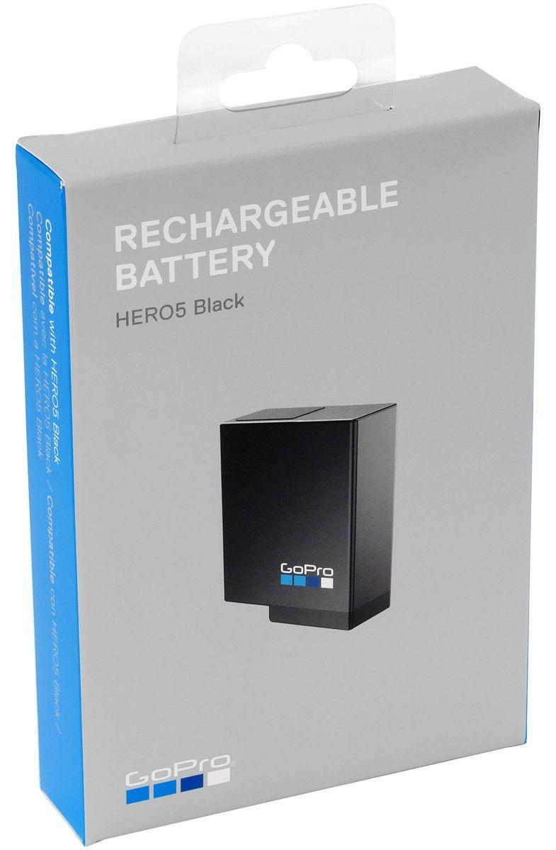 Bateria Original (Recarregável) 1200mAh para Câmeras GoPro 5, 6, 7 Black