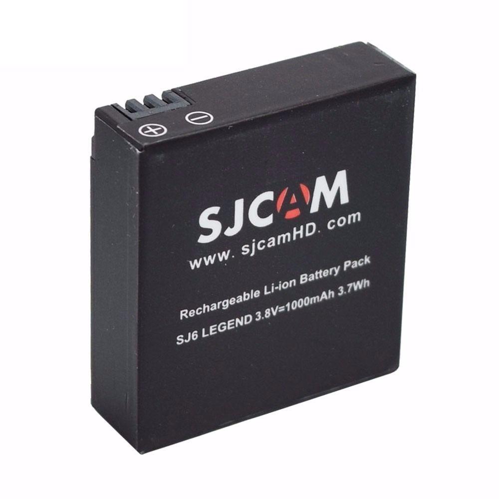 Bateria Original SJCAM SJ6 Legend  (Recarregável) 1000mAh 3.8v
