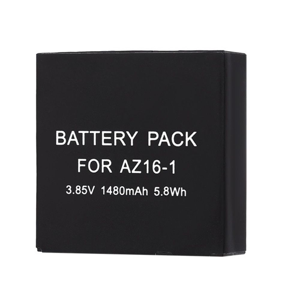 Bateria para câmeras Xiaomi Yi 4k  3.8v 1480mh