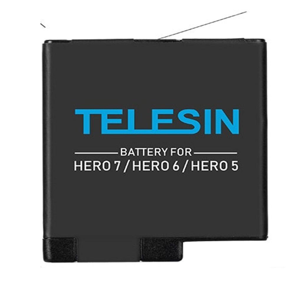 Bateria Substituição GoPro Hero 567 Black 3.85 V 1220 mAh