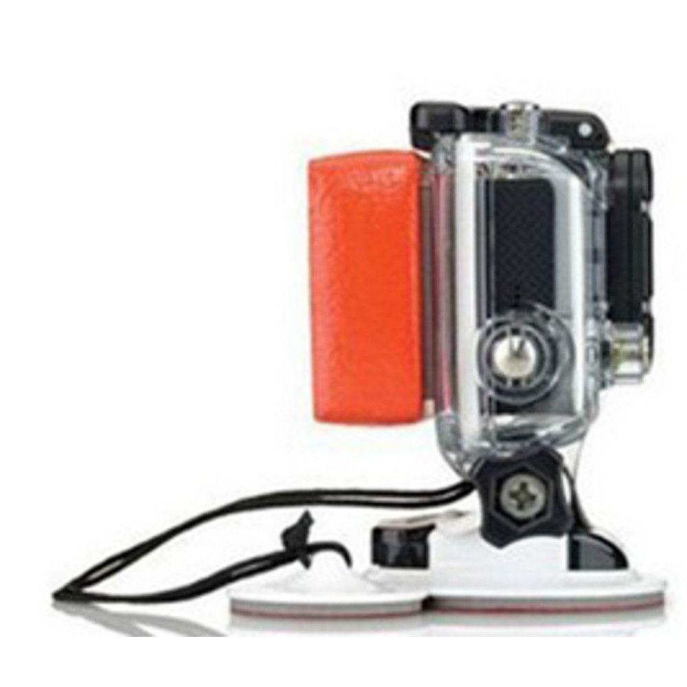 Bóia de Flutuação Floaty Box + Adesivo 3M para GoPro