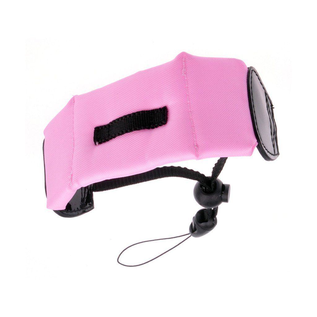 Bóia de Flutuação Braço Punho para GoPro SJCam - Rosa