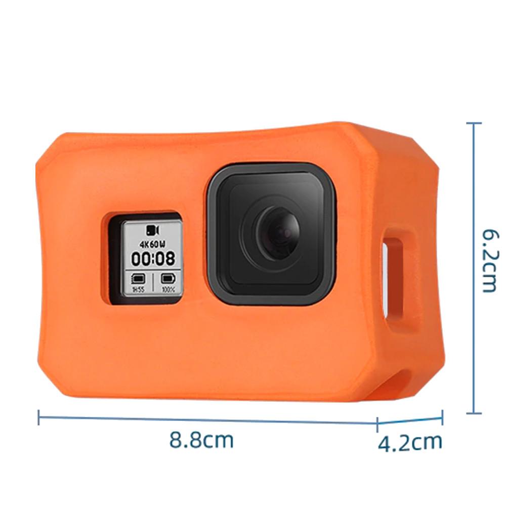 Bóia Flutuante para Câmera  GoPro Hero 8