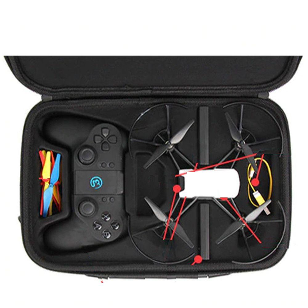 Bolsa Case Maleta de transporte para Drone  e Controle DJI Tello
