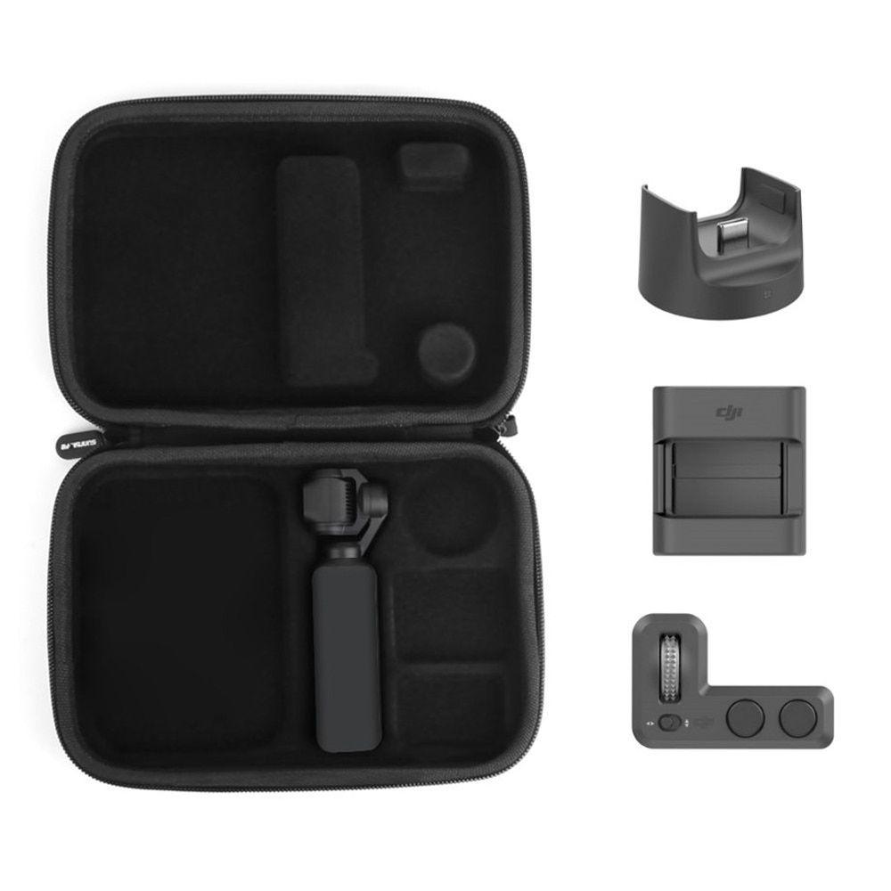 Bolsa de transporte portátil para câmera DJI Osmo Pocket Sunnylife Impermeável