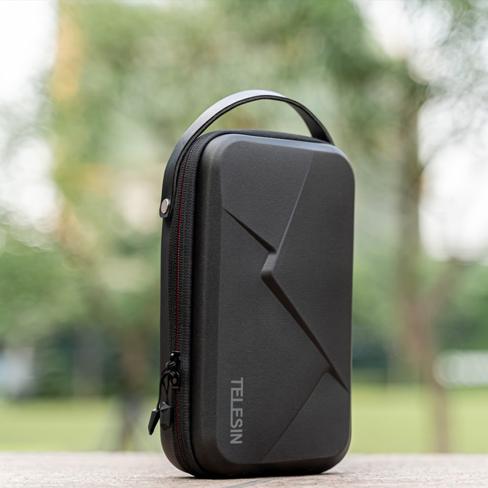 Bolsa Maleta Case de Transporte para Câmera de Ação GoPro/Osmo/Sjcam