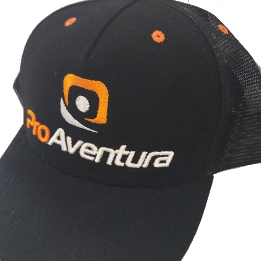 Boné New Era Aba Plana Vazado ProAventura