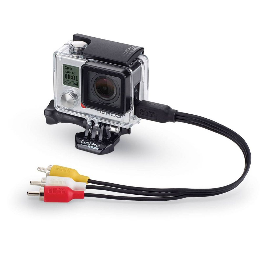 Cabo Video Componente Original GoPro Hero 3/3+/4 Acmps-301
