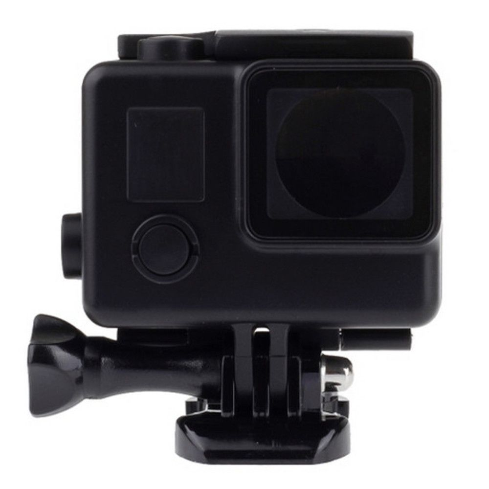 Caixa Estanque Case Blackout Housing Preta para GoPro Hero 3, 3+, 4