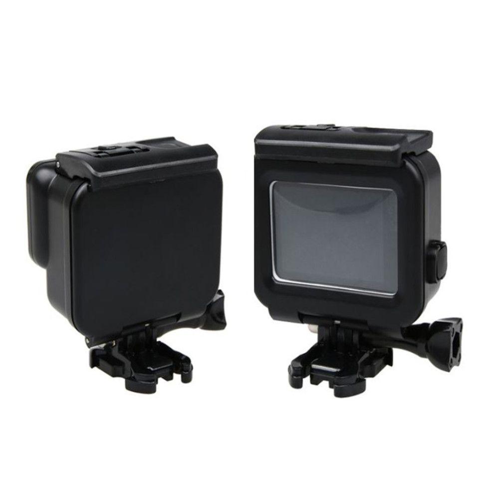 Caixa Estanque Case Blackout Housing Preta Tampa Fechada e Tampa Touch GoPro 5/6/7 Black