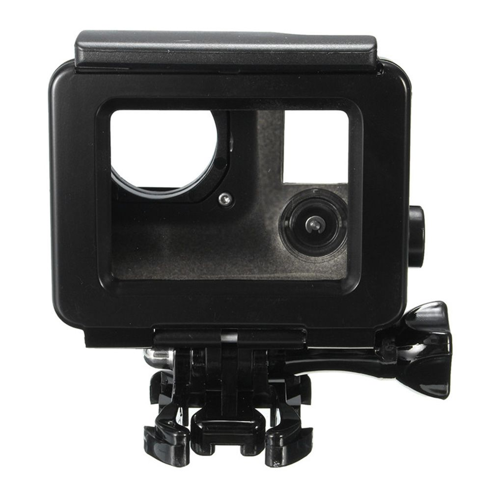 Caixa Estanque Case Blackout Housing Preta Tampa Touch GoPro 3, 3+, 4