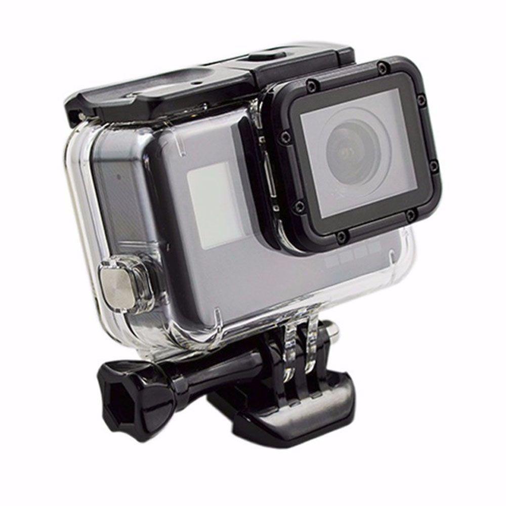 Caixa Estanque Case Housing Skeleton para GoPro Hero 5, 6, 7 -  Sem remoção lente