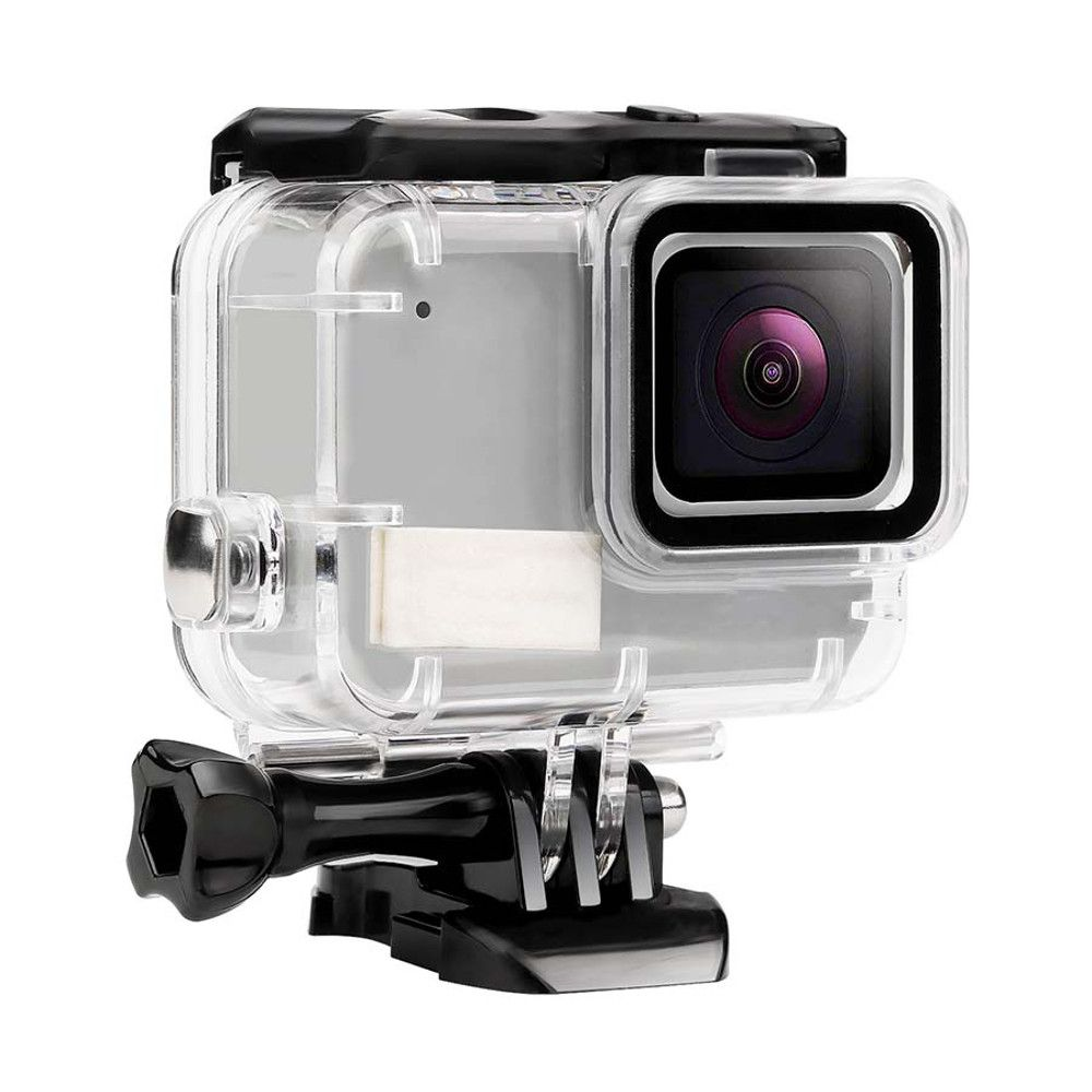 Caixa Estanque Case Housing Skeleton para GoPro Hero 7 White/Silver -  Sem remoção lente