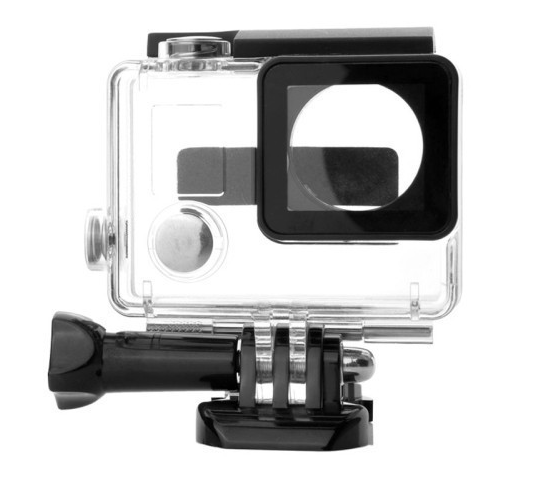 Caixa Estanque Fechada para GoPro Hero 3+, 4