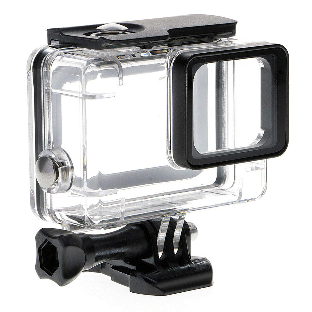 Caixa Estanque Fechada Telesin para GoPro Hero 5/6/7 Black Silver E White