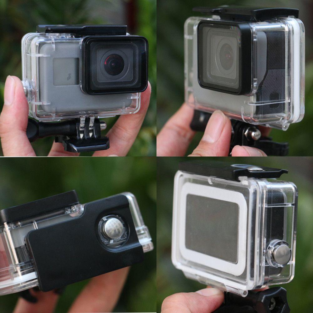 Caixa Estanque Fechada Telesin para GoPro Hero 5/6/7 Black