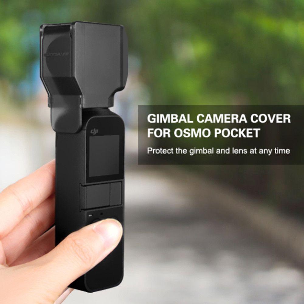 Caixa Protetora de lente para DJI Osmo Pocket