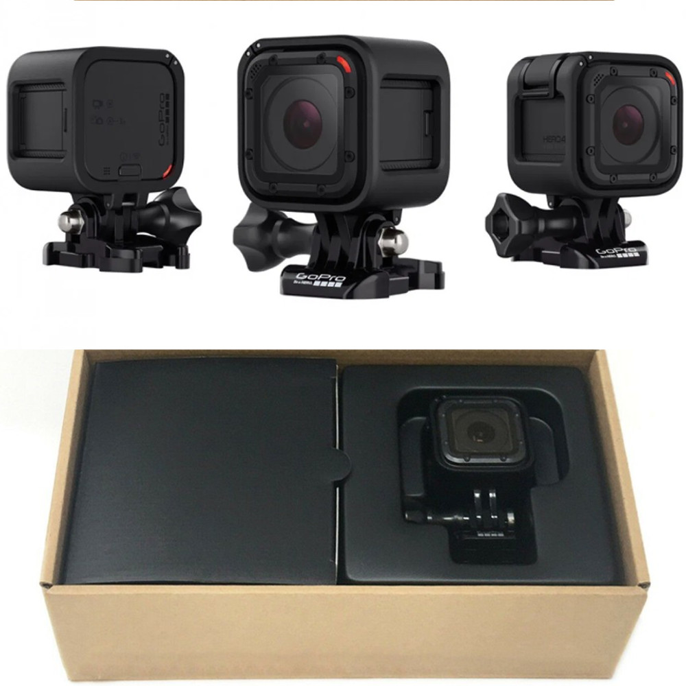 Câmera GoPro Hero 5 Session RFB  à Prova d'água 4k 10MP