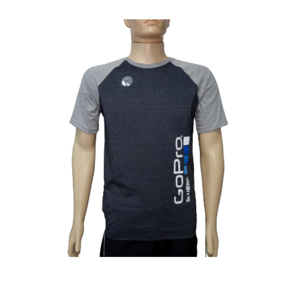 Camiseta personalizada GoPro - Cinza Escuro