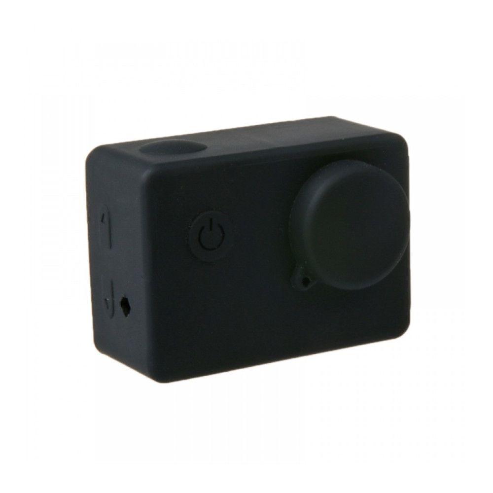 Capa Case Protetora Silicone Para Câmeras SJCAM