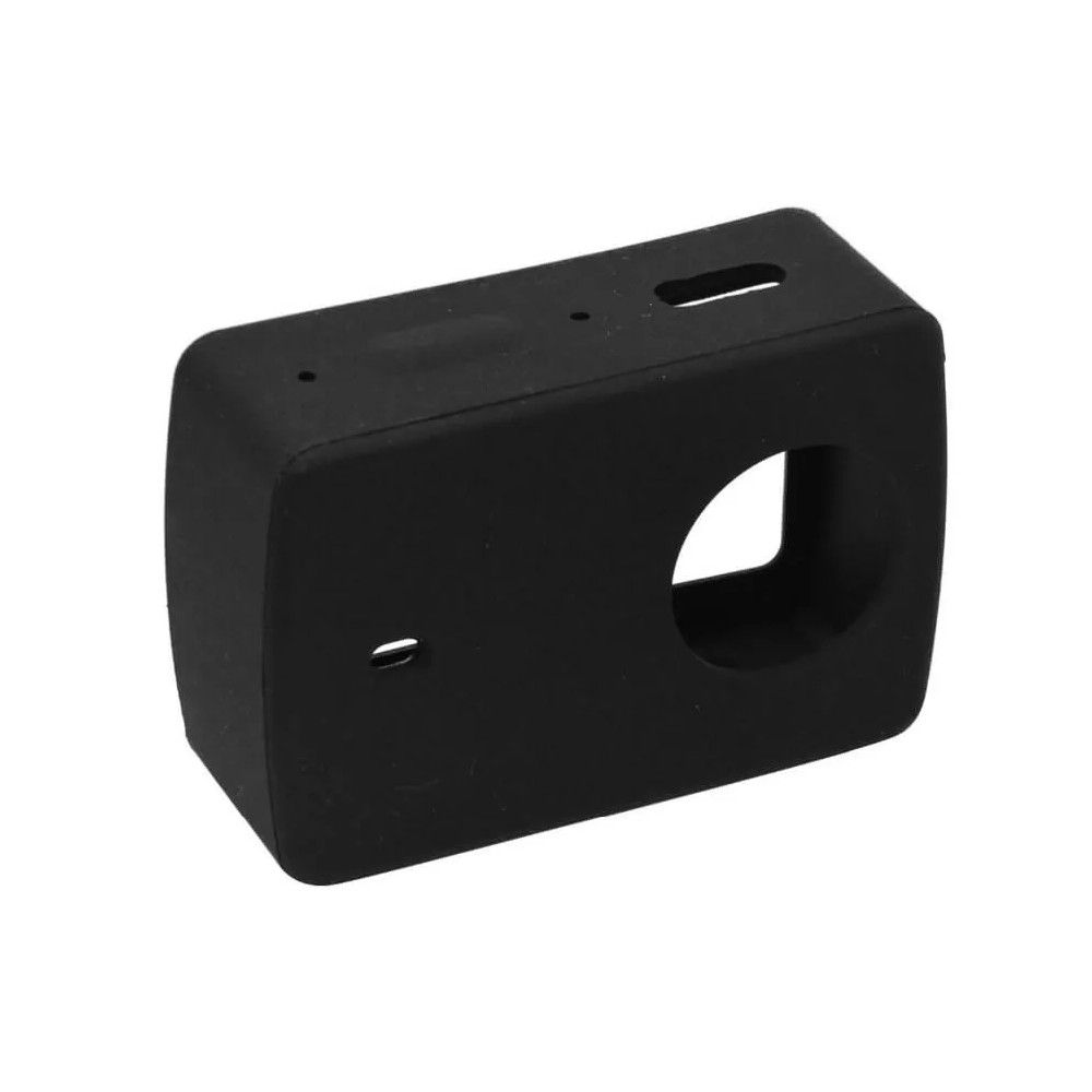 Capa Case Protetora Silicone Para Câmeras Xiaomi Yi 2k