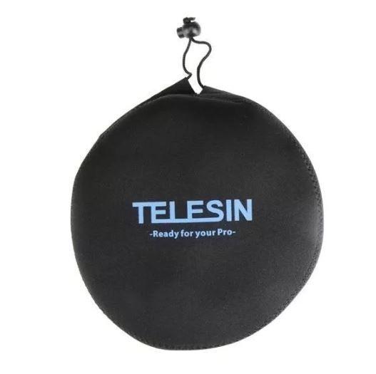 Capa de Proteção para Dome Telesin de 4' e 6' polegadas