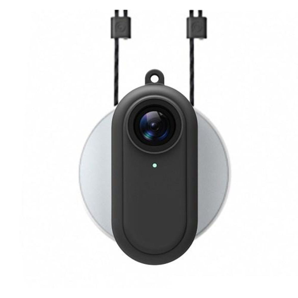 Capa de Silicone Telesin para Insta360 Go 2 - Preto