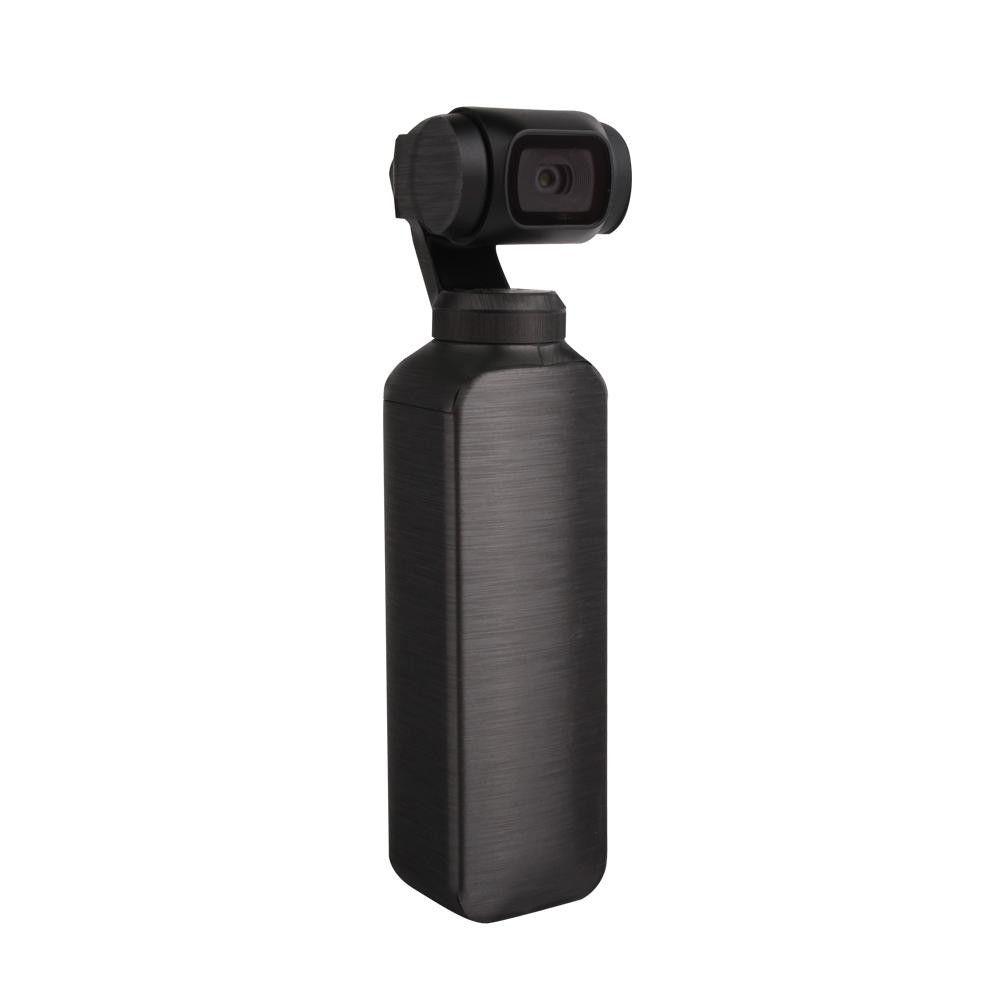 Capa Protetora em Adesivo Metálico Preto para Dji Osmo Pocket