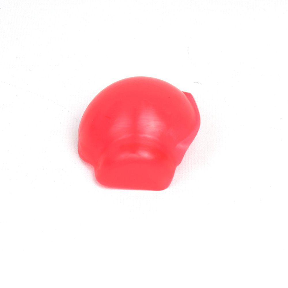 Capa protetora em silicone da câmera e gimbal Drones DJI MAVIC PRO - Vermelho