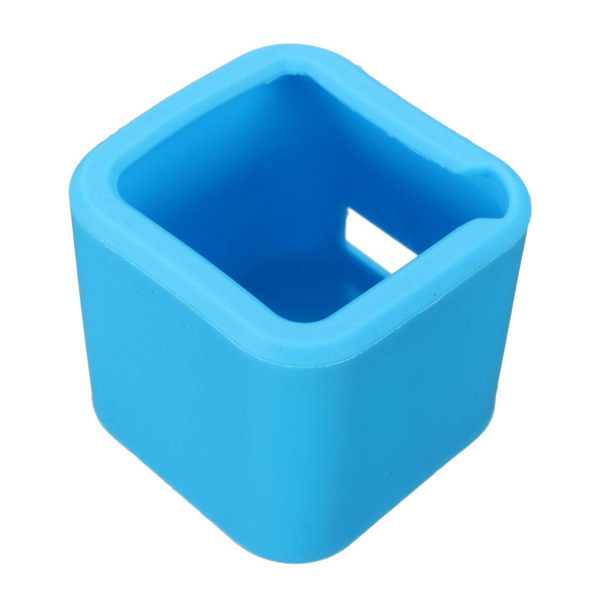 Capa silicone gopro session - azul