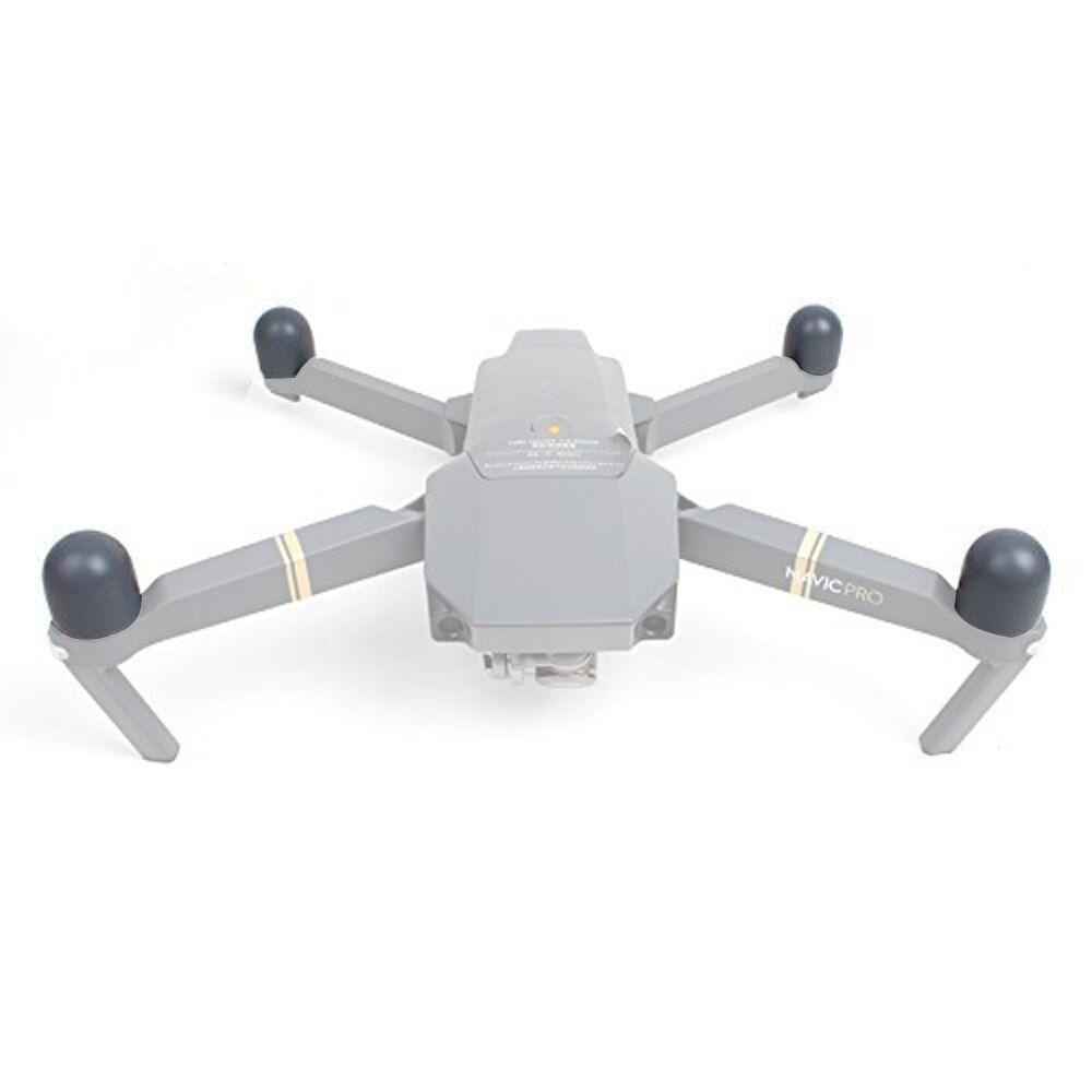 Capa Protetora Silicone para Drone Mavic Pro 4pc