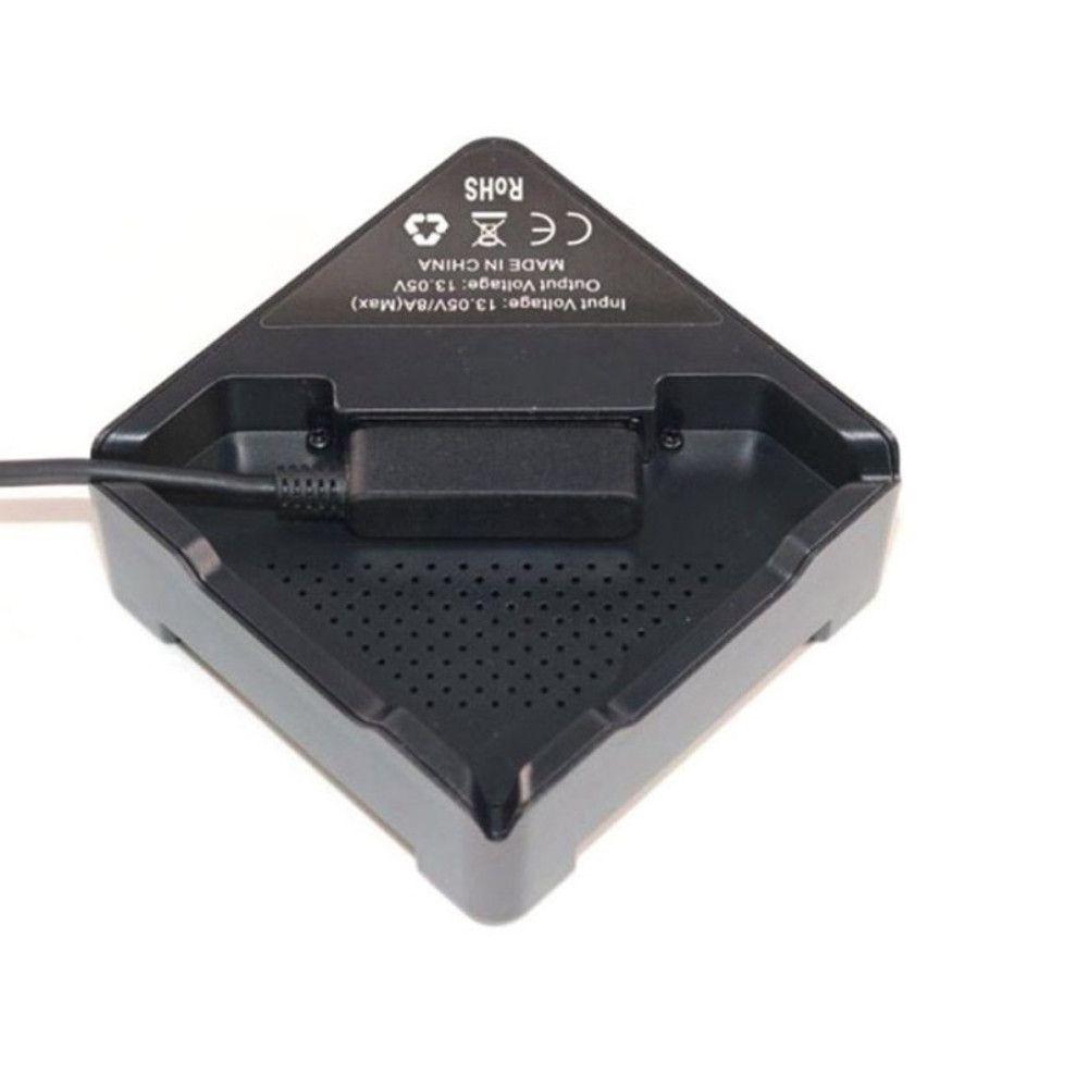 Carregador Hub para 4 Baterias Drone DJI Mavic Pro