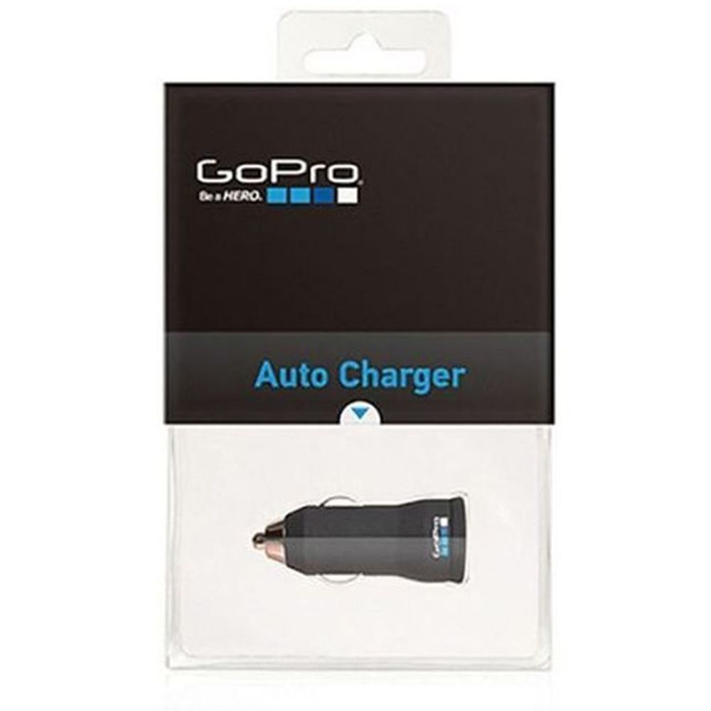 Carregador Para Carro Cinzeiro (auto Charger) Original GoPro Acarc-001