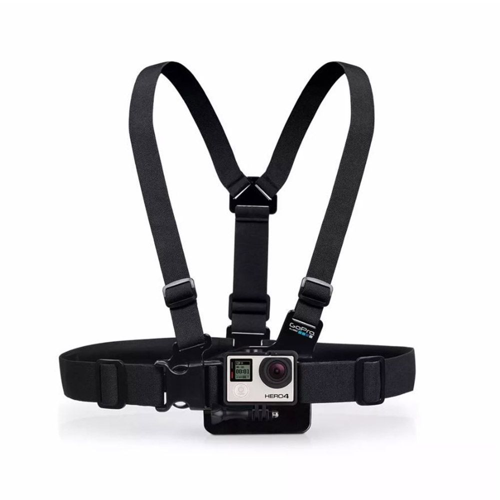 Colete Peitoral Chest Harness Original GoPro Gchm30