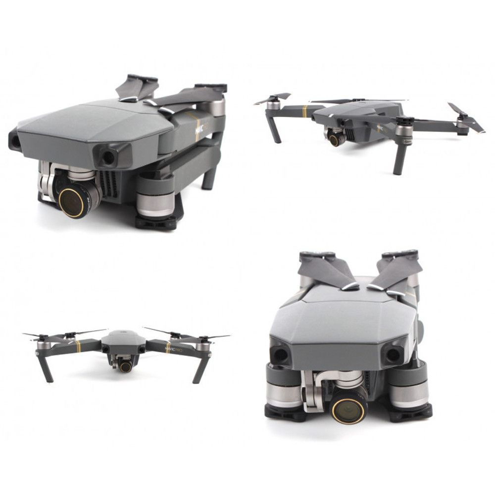 Conjunto 6 Filtros MCUV CPL ND4 ND8 ND16 ND32 Para Drone Dji Mavic Pro