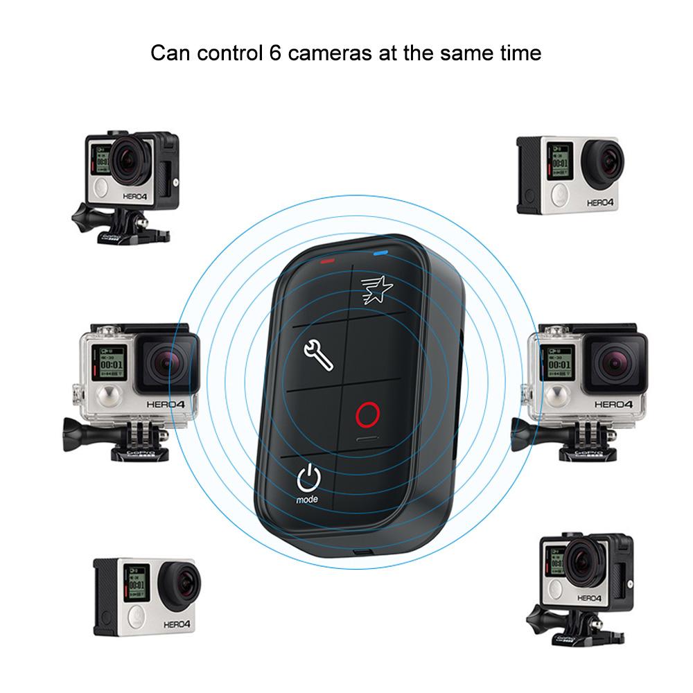 Controle Remoto Smart Remote Wi-fi para Câmeras de Ação GoPro Hero