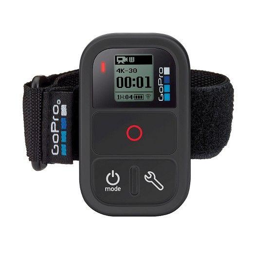 Controle Remoto Gopro Go Pro Hero 3456s Smart Remote Wi-fi - Original