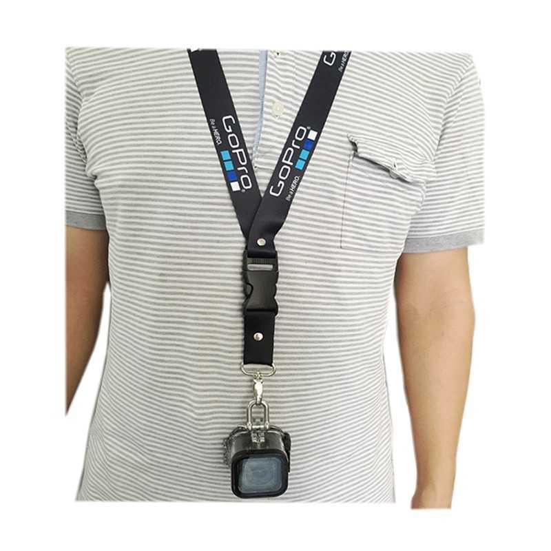 Cordão de Pescoço GoPro para carregar Câmeras de Ação