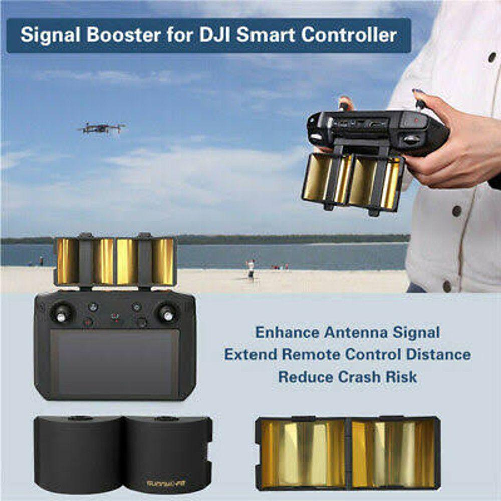 Defletor de Sinal Antena para Controle Smart Controller Drones Dji Mavic 2