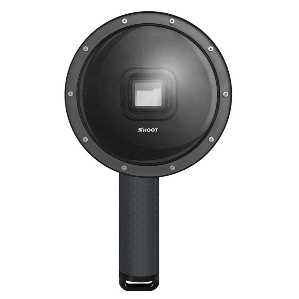 Dome 6 Polegadas Shoot para GoPro Hero5/6/7 Black
