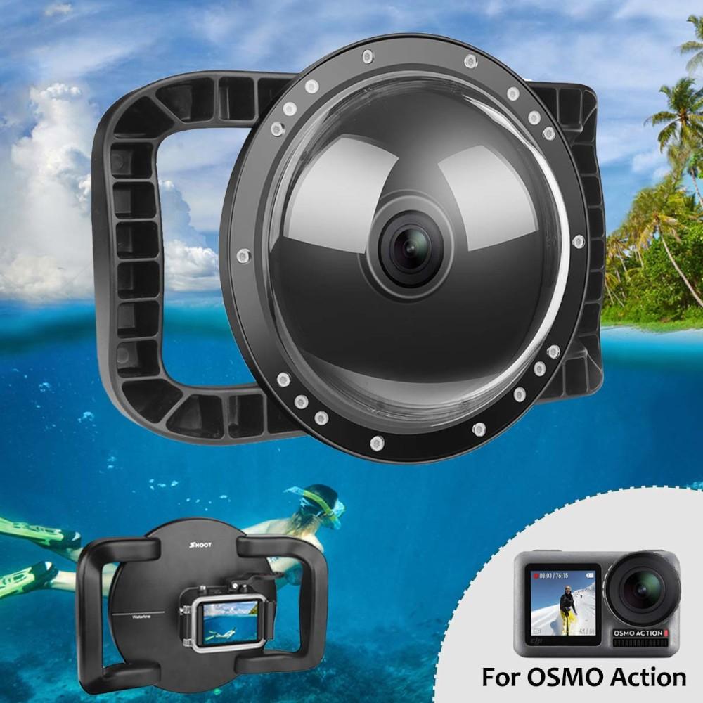 Dome Shoot para Câmera DJI Osmo Action