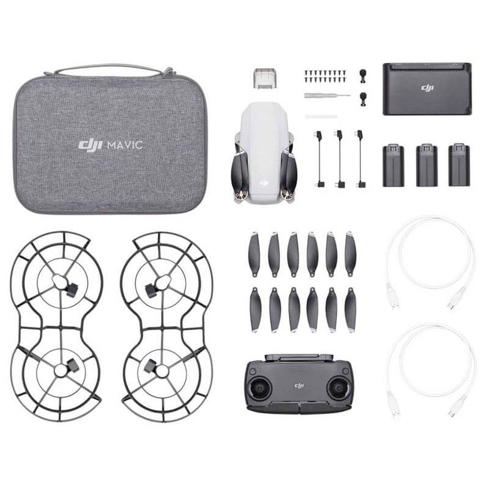Drone Dji Mavic Mini Fly More Combo.